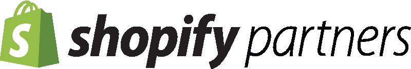 shopify partners logo ecom flow
