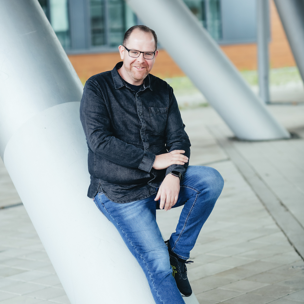 Florian Müller von Ecom Flow